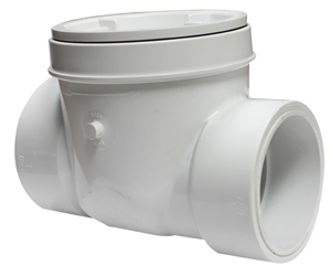 Canplas Backwater Valve 2-Inch 223282W